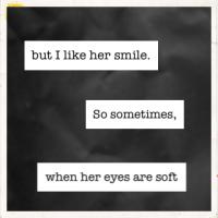 Smile.  A microstory.